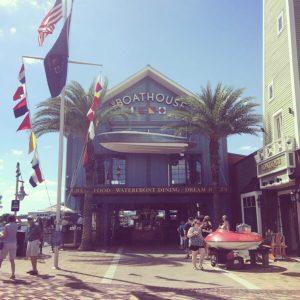The BOATHOUSE Orlando