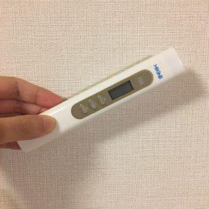impurity measuring instrument